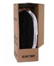 Wardrobe Boxes - Lyme Bay Storage, East Devon